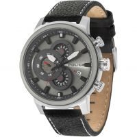 Herren Police Explorer Watch 15037JSTU/04