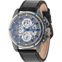 homme Police Splinter Watch 14688JSUS/13