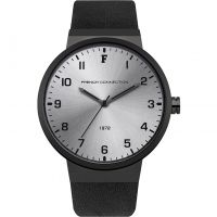 French Connection Herenhorloge Zwart FC1286BB