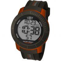 Herren Limit dual Zeit Chronograf Uhren