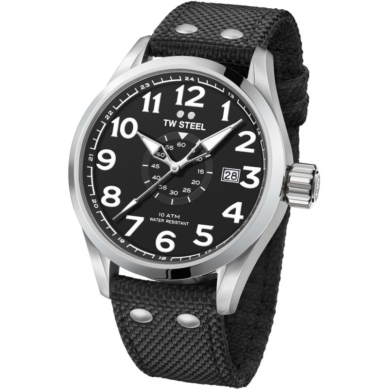 Mens TW Steel Volante 48mm Watch