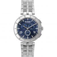 Herren Versus Versace Logo Chrono Chronograph Watch S76130017
