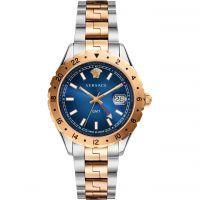 Versace Hellenyium GMT Uhren