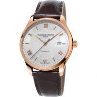 Mens Frederique Constant Classic Index Automatic Watch