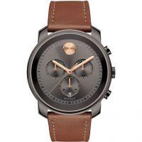 Herren Movado Bold Metals Chronograph Watch 3600421