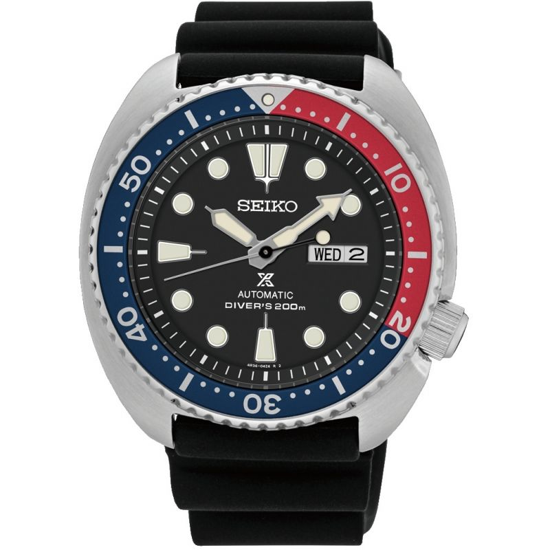 Mens Seiko Prospex Divers Automatic Watch
