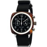 Unisex Briston Clubmaster Classic Acetate Chronograph Watch 16140.SA.T.1.NB