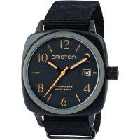 Herren Briston Clubmaster Classic Acetate Watch 14240.PBAM.B.4.NB
