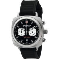 unisexe Briston Clubmaster Sport Steel Chronograph Watch 16142.S.SP.1.RB