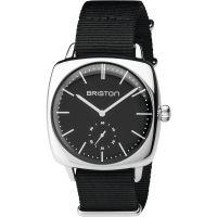 unisexe Briston Clubmaster Vintage Steel Watch 17440.PS.V.1.NB