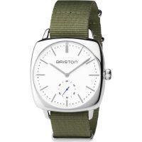 Unisex Briston Clubmaster Vintage Steel Watch 17440.PS.V.2.NGA