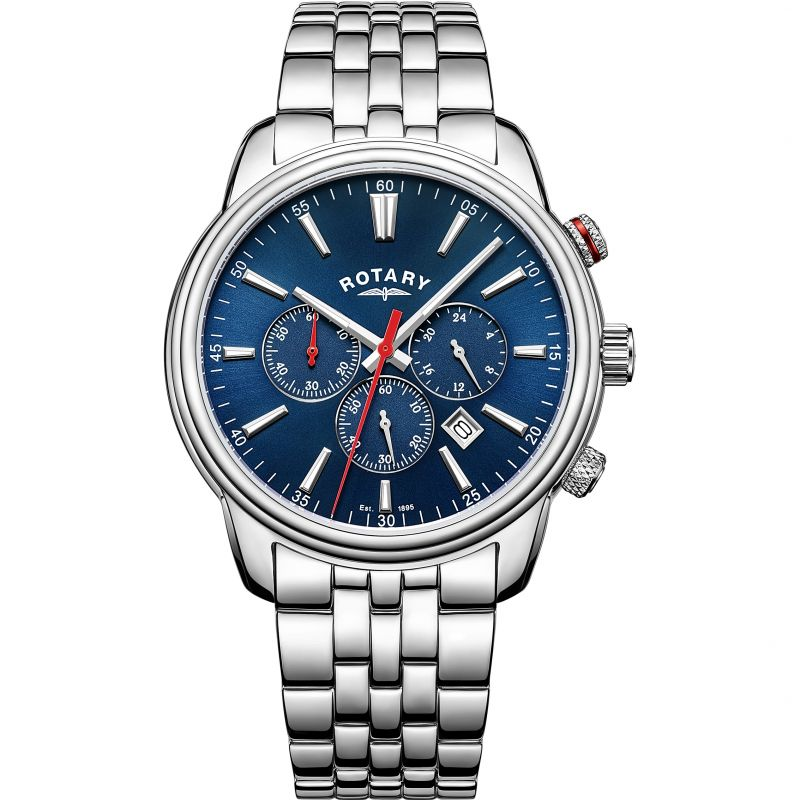 Mens Rotary Monaco Watch