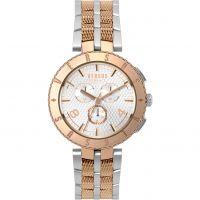 Herren Versus Versace Logo Herren Chronograf Uhren