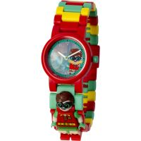 LEGO Batman Movie Robin minifigure link Kinderenhorloge Meerkleurig 8020868