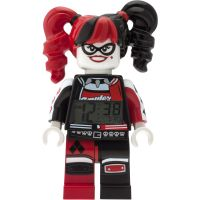 LEGO Batman Movie Harley Quinn minifigure clock Kinderenhorloge Meerkleurig 9009310