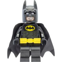 LEGO Batman Movie Batman minifigure clock Kinderenhorloge Meerkleurig 9009327