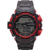 Mens Cannibal Alarm Chronograph Watch CD287-01