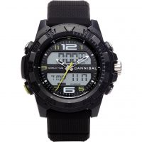 Herren Cannibal Alarm Chronograph Watch CD288-11