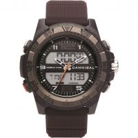 Herren Cannibal Alarm Chronograph Watch CD288-26