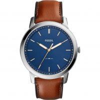 Herren Fossil The Minimalist Uhren