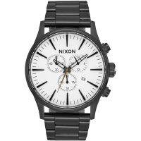 homme Nixon The Sentry Chrono Chronograph Watch A386-756