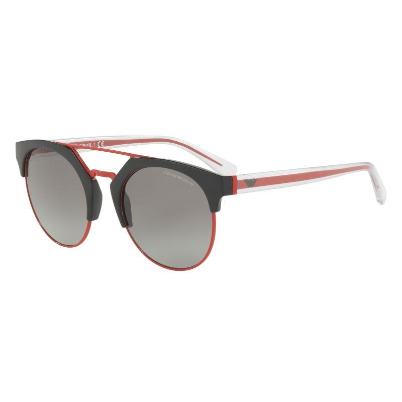 Ladies Emporio Armani EA4092 Sunglasses EA4092-501711-53