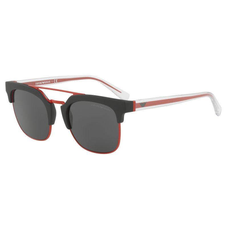 Mens Emporio Armani EA4093 Sunglasses EA4093-504287-52
