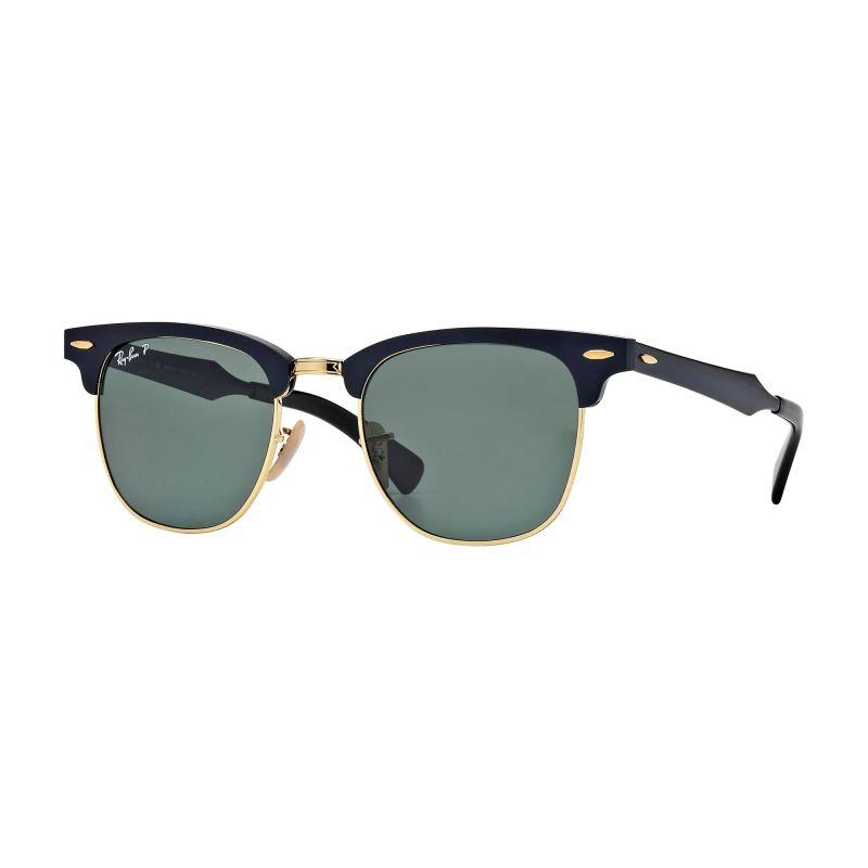 Ray-Ban Clubmaster Aluminium Sunglasses RB3507-136/N5-51
