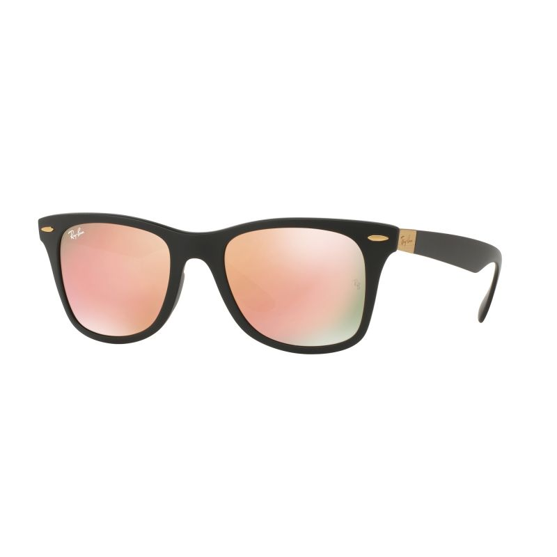 Mens Ray-Ban Wayfarer Liteforce Sunglasses RB4195-601S2Y-52