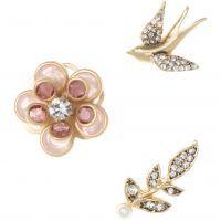 femme Lonna And Lilly Earrings and Brooch Set Watch 60460939-2GR