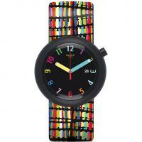 Unisex Swatch Crazypop Uhren