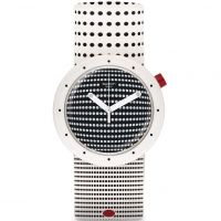 Unisex Swatch Dotypop Watch