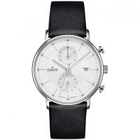 Mens Junghans FORM C Chronoscope Chronograph Watch