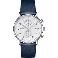Mens Junghans FORM C Chronoscope Chronograph Watch
