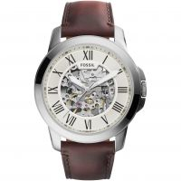 homme Fossil Grant Automatic Watch ME3099