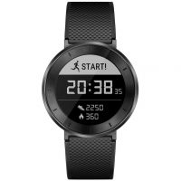 Unisex Huawei Fit Black Chronograph Watch