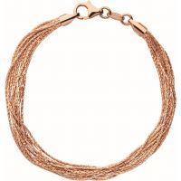 Biżuteria damska Links Of London Jewellery Essentials Silk 10 Row Bracelet 5010.3678