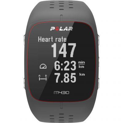 Unisex Polar M430 Bluetooth Wrist HR Smart Activity Tracker Alarm Chronograph Watch 90064404