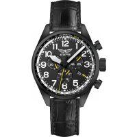 Herren Aviator Airacobra P45 Chronograph Watch V.2.25.5.169.4