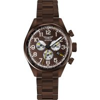 Herren Aviator Airacobra Chronograph Watch V.2.25.8.172.5