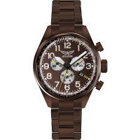 homme Aviator Airacobra Chronograph Watch V.2.25.8.172.5