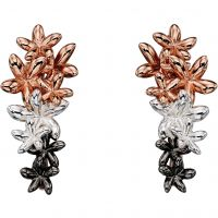 Biżuteria damska Elements Floral Drop Earrings E5353