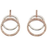 Ladies Fiorelli Stainless Steel Earrings