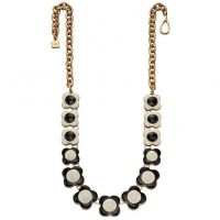 Ladies Orla Kiely Gold Plated Necklace N4123