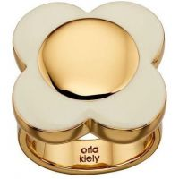 Damen Orla Kiely vergoldet Ring
