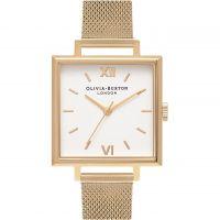 Damen Olivia Burton Big Dial Quadrat Dials Uhren