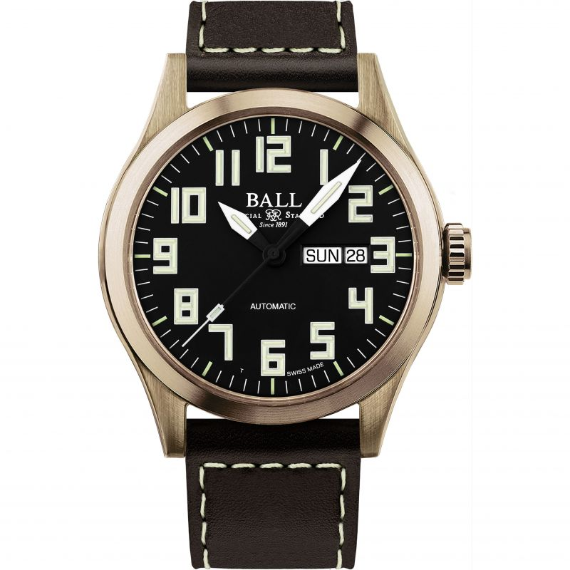 Mens Ball Engineer III Bronze Automatic Watch