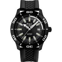 Herren Ball Fireman NECC Watch DM3090A-P4J-BK