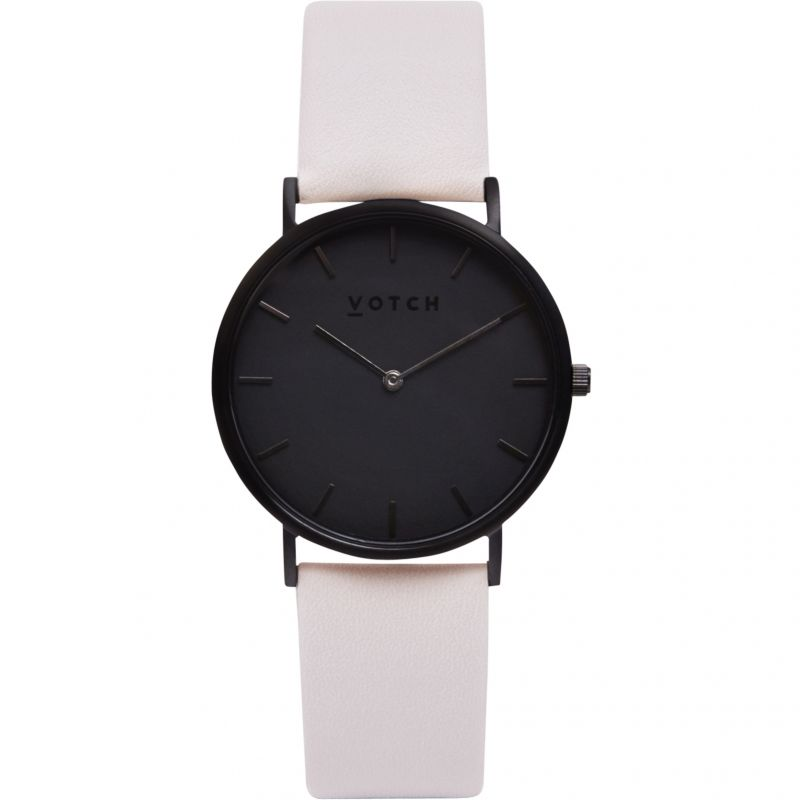 Ladies Votch The Light Grey and Black 38mm Watch