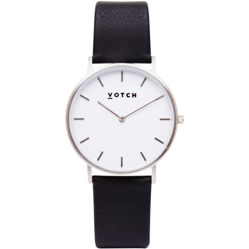 Ladies Votch The Black and Silver 38mm Watch
